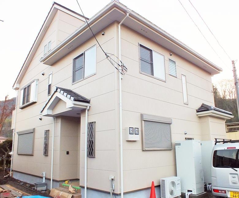 An image of 新築工事H様邸