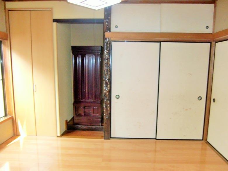 An image of 和室改修工事