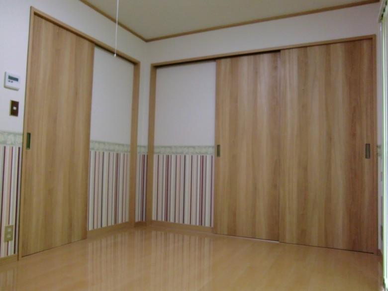 An image of 和室床暖房改修工事