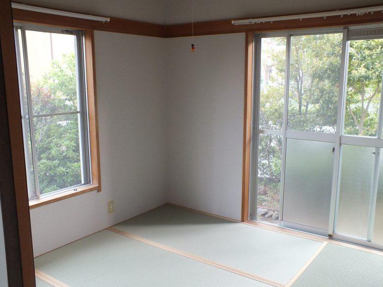 和室の畳も入れ替えました