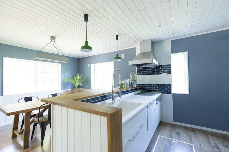 キッチンはIHクッキングヒーター、食洗器もついています