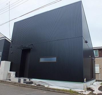An image of 新築工事W様邸